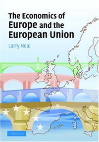 The Economics of Europe and the European Union the economics of world war i