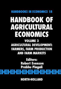 Handbook of Agricultural Economics, Volume 3: Agricultural Development: Farmers, Farm Production and Farm Markets (Handbook of Agricultural Economics) (Handbook of Agricultural Eco the handbook of translation and cognition