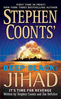 Stephen Coonts' Deep Black: Jihad (Deep Black) stephen brown free gift inside forget the customer develop marketease