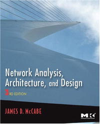 Network Analysis, Architecture, and Design, Third Edition (The Morgan Kaufmann Series in Networking) intrusion detection system architecture in wireless sensor network