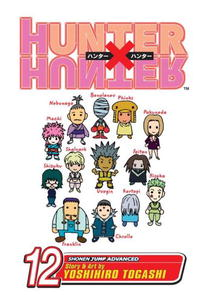 Hunter x Hunter, Volume 12 (Hunter X Hunter (Graphic Novels)) karin kukkonen studying comics and graphic novels