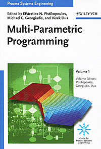 где купить Process Systems Engineering: Volume 1: Multi-Parametric Programming дешево
