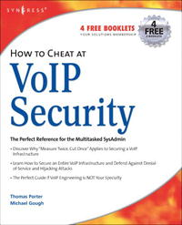 How to Cheat at Voip Security (How to Cheat) (How to Cheat) (How to Cheat) kamaljeet kaur and gursimranjit singh crtp performance for voip traffic over ieee 802 11