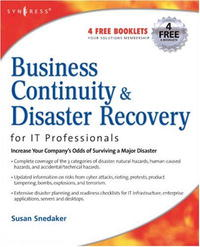 Business Continuity and Disaster Recovery Planning for IT Professionals business plan for a start up of an information brokering company