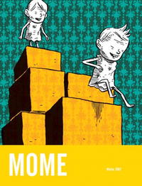 MOME Winter 2007 (Vol. 6) (Mome) lone wolf and cub omni vol 6
