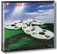 Barclay James Harvest Barclay James Harvest. Live Tapes (2 CD) james james millionaires 2 lp