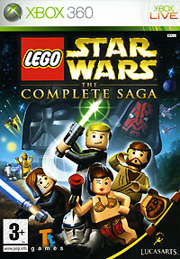 LEGO Star Wars: The Complete Saga (Xbox 360), Traveller's Tales