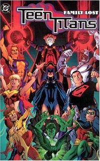 Teen Titans: Family Lost (Book 2) tiny titans vol 01