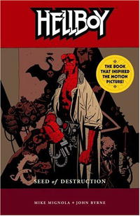 Hellboy: Seed of Destruction hellboy the art of hellboy