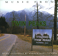 Angelo Badalamenti. Music From Twin Peaks
