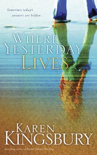 Where Yesterday Lives what she left