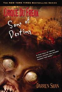 Cirque Du Freak #12: Sons of Destiny: Book 12 in the Saga of Darren Shan (Cirque Du Freak: the Saga of Darren Shan) skateboard freak abec 5