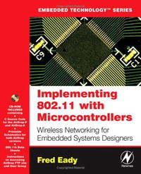 Implementing 802.11 with Microcontrollers: Wireless Networking for Embedded Systems Designers (Embedded Technology) ipega pg 9077 bluetooth wireless gamepad