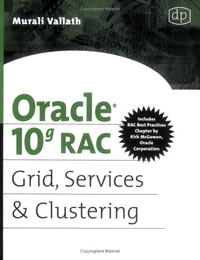 Oracle 10g RAC Grid, Services & Clustering igc ras 12hh rac 12hh