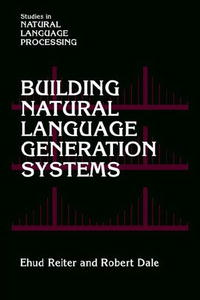 Building Natural Language Generation Systems (Studies in Natural Language Processing) thermo operated water valves can be used in food processing equipments biomass boilers and hydraulic systems