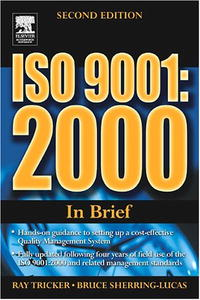 ISO 9001: 2000 In Brief, Second Edition (In Brief) a decision support tool for library book inventory management