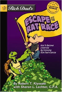 amulet 6 escape from lucien Rich Dad's Escape from the Rat Race: How to Become a Rich Kid by Following Rich Dad's Advice