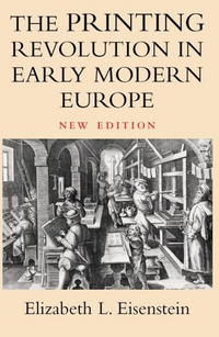 The Printing Revolution in Early Modern Europe catalog of teratogenic agents first edition