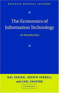 The Economics of Information Technology: An Introduction (Raffaele Mattioli Lectures) цена и фото