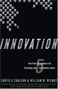 Innovation: The Five Disciplines for Creating What Customers Want zipower pm 5156