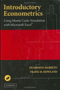 Introductory Econometrics: Using Monte Carlo Simulation with Microsoft Excel купить