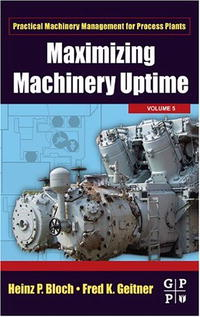все цены на  Maximizing Machinery Uptime, Volume 5 (Practical Machinery Management for Process Plants) (Practical Machinery Management for Process Plants)  в интернете