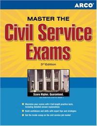 master Master the Civil Service Exams (Master the Civil Service Exam)