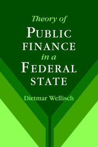 Фото Theory of Public Finance in a Federal State finance and investments