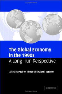 The Global Economy in the 1990s: A Long-Run Perspective the failure of economic nationalism in slovenia s transition