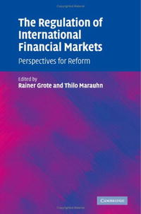 The Regulation of International Financial Markets: Perspectives for Reform financial appraisal and comparative analysis of icici bank ltd
