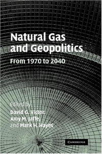 Natural Gas and Geopolitics: From 1970 to 2040 the effect of prices and political unity on inter state gas bargaining