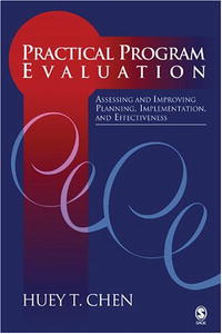 Practical Program Evaluation: Assessing and Improving Planning, Implementation, and Effectiveness identifying
