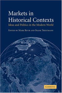 Markets in Historical Contexts: Ideas and Politics in the Modern World sahar bazzaz forgotten saints – history power and politics in the making of modern morocco