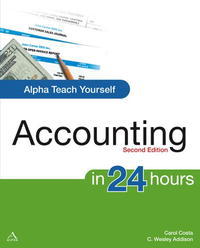 Alpha Teach Yourself Accounting in 24 Hours, 2nd Edition (Alpha Teach Yourself) maria parr vilgukivioru tonje