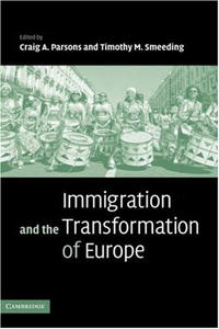 Immigration and the Transformation of Europe the future of europe – reform or decline