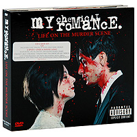 My Chemical Romance My Chemical Romance. Life On The Murder Scene (CD + 2 DVD) ричард томпсон richard thompson live at the bbc 3 cd dvd