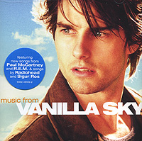 Vanilla Sky. Music From The Motion Picture dedo mg 34 high notes music files folder beautiful music files folder sky blue
