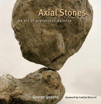 Axial Stones: An Art of Precarious Balance the physical world wall map material laminated