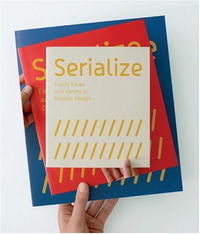 Serialize: Family Faces and Variety in Graphic Design термосы santoro термос family in a book