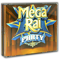 Mega Rai Party (4 CD)