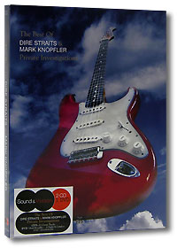 Dire Straits & Mark Knopfler. The Best Of. Private Investigations (2 CD + DVD)