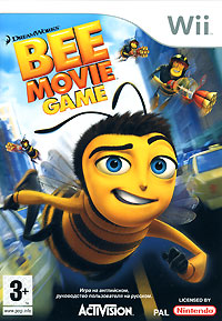 Bee Movie Game (Wii)