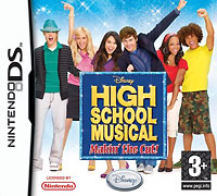 High School Musical: Makin' the Cut! (DS), A2M