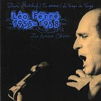 все цены на Лео Ферре Leo Ferre. Les Annees Odeon 1955-1958