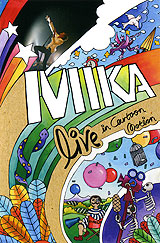 Mika: Live In Cartoon Motion фоторамки bellezza casa фоторамка я родился