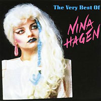 Нина Хаген Nina Hagen. The Very Best Of Nina Hagen хаген марина мульти вак на батарейках hagen marina multi vac сифон 1 шт