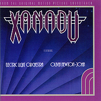 Оливия Ньютон-Джон,Electric Light Orchestra Xanadu. Featuring Electric Light Orchestra & Olivia Newton John electric light orchestra – a new world record lp