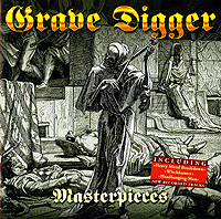 Grave Digger.  Masterpieces Gun Records,SONY BMG Russia