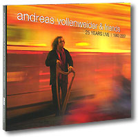 Andreas Vollenweider & Friends. 25 Years Live 1982-2007 (2 CD)