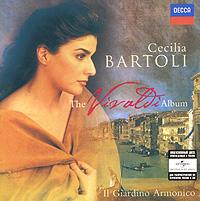Cecilia Bartoli. The Vivaldi Album